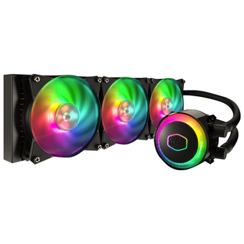 Product image of Cooler Master MasterLiquid ML360R Addressable RGB AIO Liquid Cooler - Click for product page of Cooler Master MasterLiquid ML360R Addressable RGB AIO Liquid Cooler