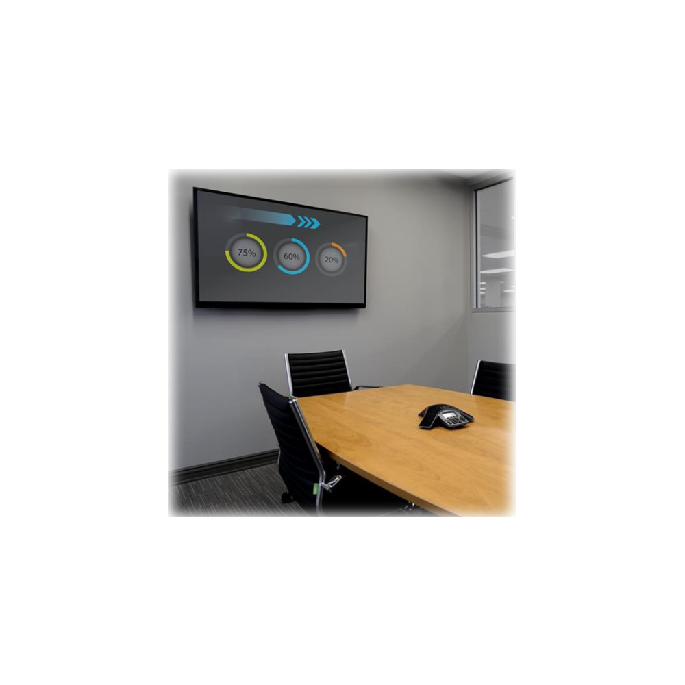 A large main feature product image of Startech TV Wall Mount for 32in to 70in Flat-Screen TV - With Tilt
