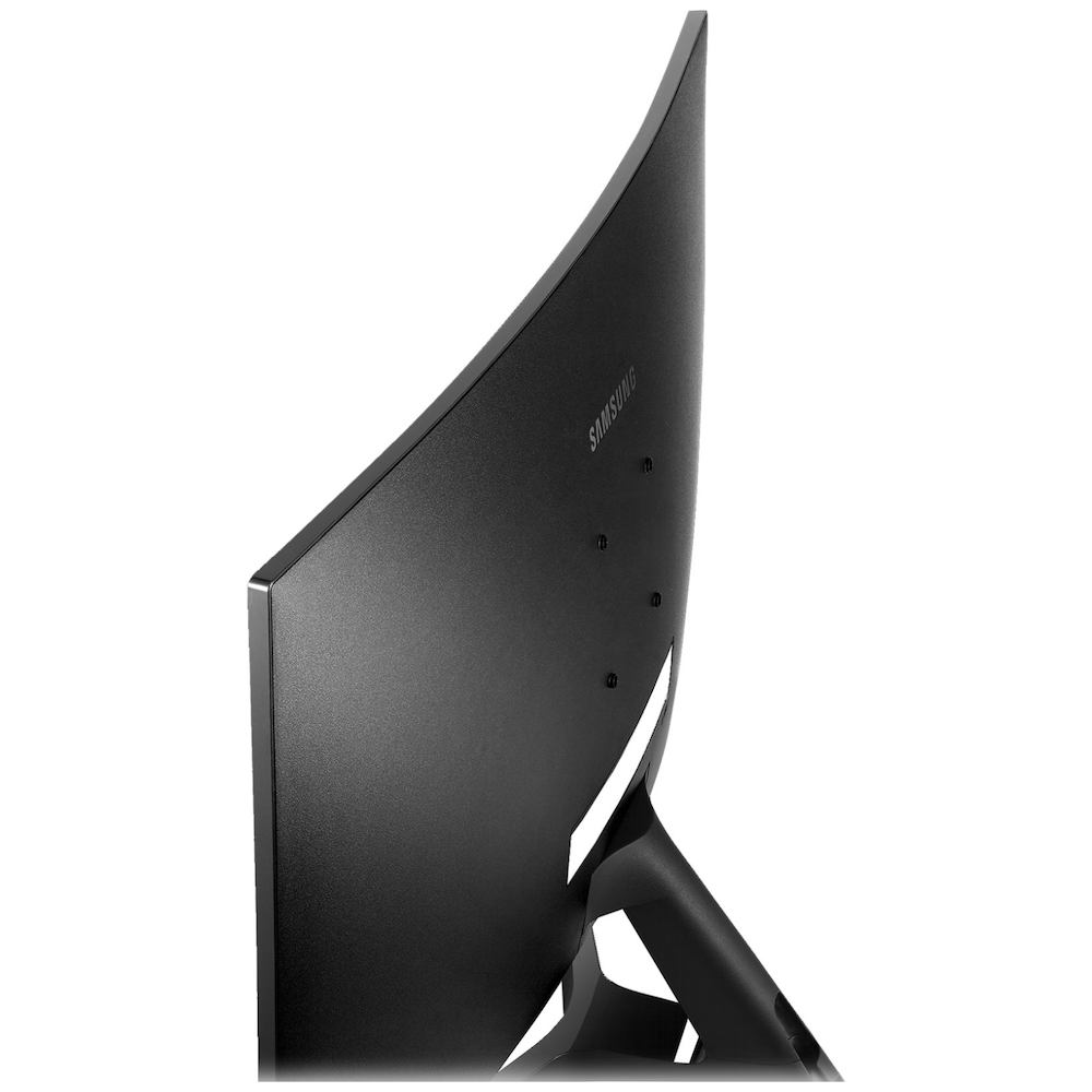 "A large main feature product image of Samsung C27R5 27"" Full HD FreeSync Curved 4MS VA LED Monitor"