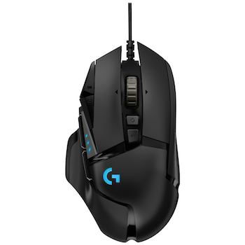 Product image of Logitech G502 LIGHTSPEED Wireless Optical Gaming Mouse - Click for product page of Logitech G502 LIGHTSPEED Wireless Optical Gaming Mouse