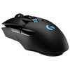 A product image of Logitech G903 HERO LIGHTSPEED Cordless Optical Gaming Mouse Black