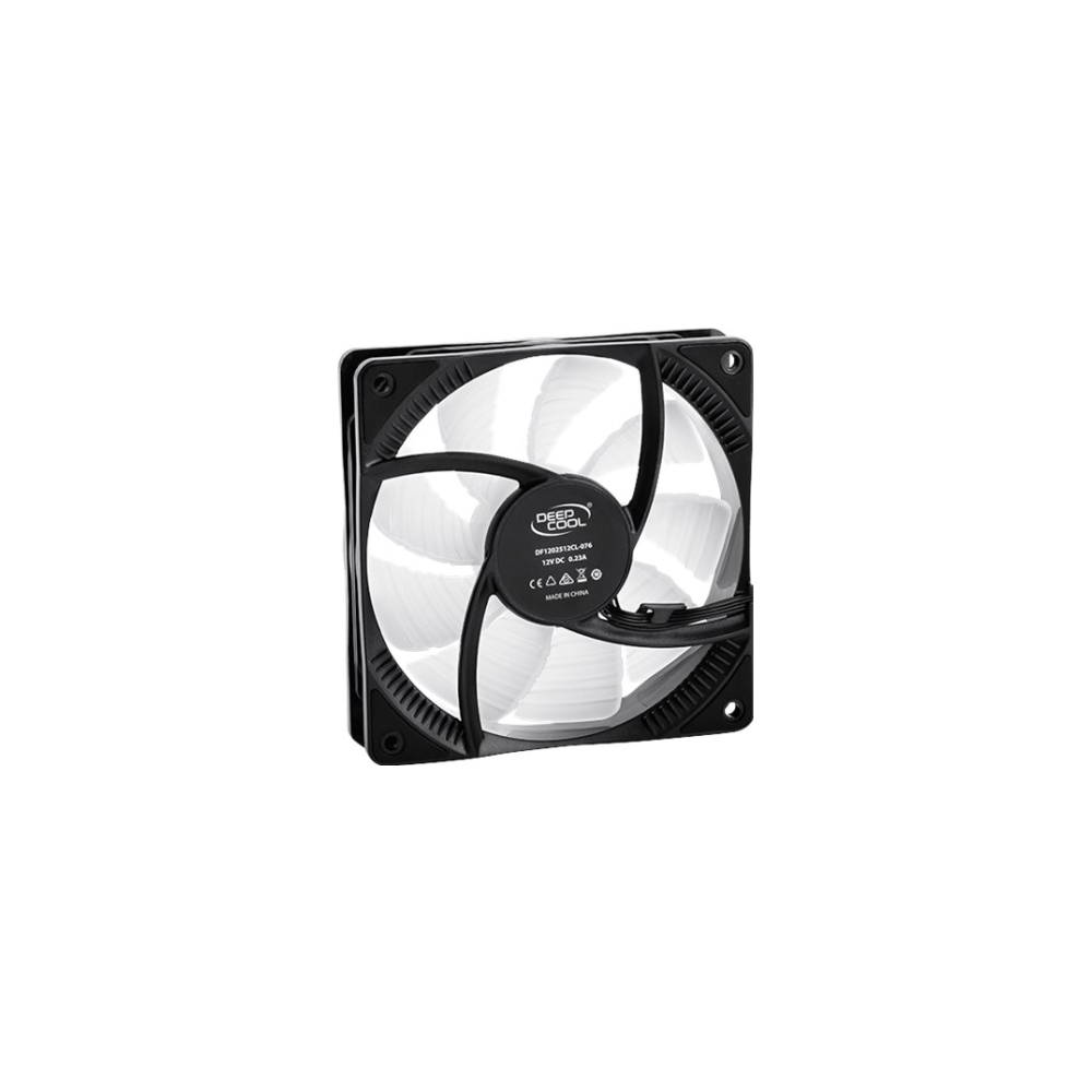 A large main feature product image of Deepcool CF-120 120mm ARGB Fan