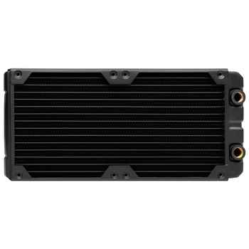 Product image of Corsair Hydro X Series XR5 280mm Radiator - Click for product page of Corsair Hydro X Series XR5 280mm Radiator