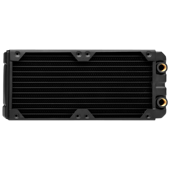 Product image of Corsair Hydro X Series XR5 240mm Radiator - Click for product page of Corsair Hydro X Series XR5 240mm Radiator