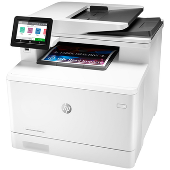 Product image of HP LaserJet Pro M479dw Colour Laser Multifunction Printer - Click for product page of HP LaserJet Pro M479dw Colour Laser Multifunction Printer
