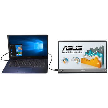 "Product image of ASUS ZenScreen MB16AMT 15.6"" Full HD USB Type-C IPS LED Touch Screen Portable Monitor - Click for product page of ASUS ZenScreen MB16AMT 15.6"" Full HD USB Type-C IPS LED Touch Screen Portable Monitor"