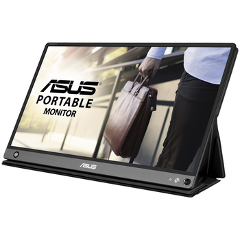 "Product image of ASUS ZenScreen MB16AHP 15.6"" Full HD USB Type-C IPS LED Portable Monitor - Click for product page of ASUS ZenScreen MB16AHP 15.6"" Full HD USB Type-C IPS LED Portable Monitor"