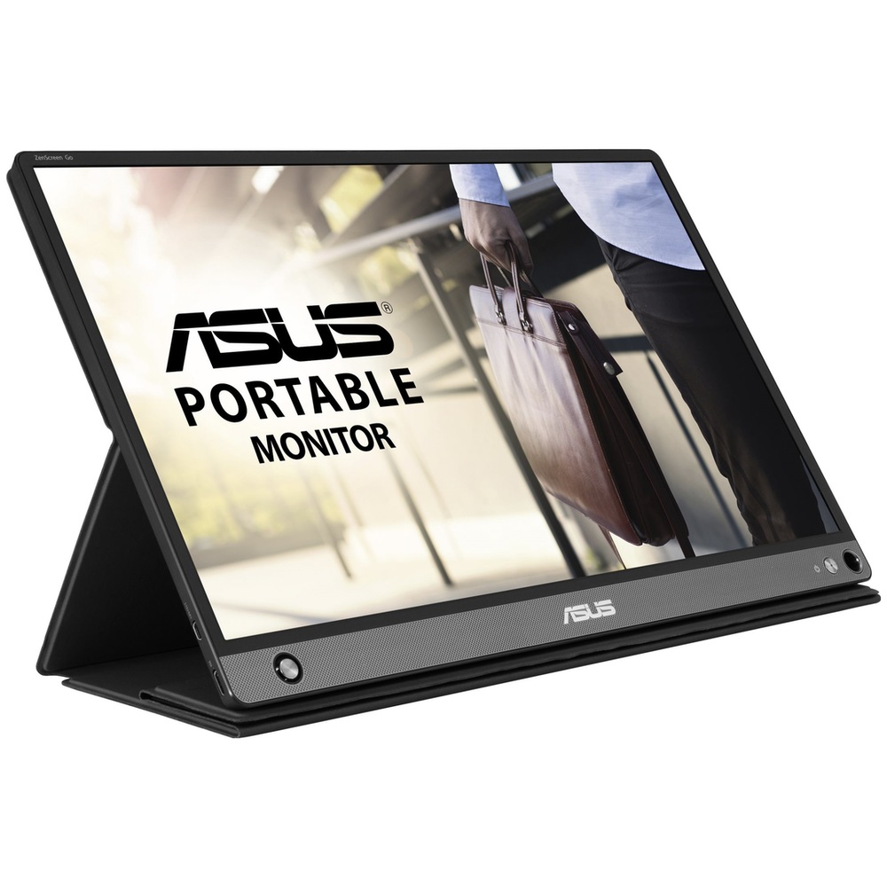"A large main feature product image of ASUS ZenScreen MB16AHP 15.6"" Full HD USB Type-C IPS LED Portable Monitor"