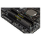A small tile product image of Corsair 8GB Kit (2x4GB) DDR4 Vengeance LPX Black C14 2400MHz