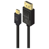 A product image of ALOGIC Mini DisplayPort to DisplayPort V1.2 3m Cable