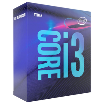 Product image of Intel Core i3 9100 3.6GHz Coffee Lake R 4 Core 4 Thread LGA1151-CL - Retail Box - Click for product page of Intel Core i3 9100 3.6GHz Coffee Lake R 4 Core 4 Thread LGA1151-CL - Retail Box