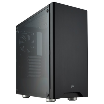 Product image of Corsair Carbide 275R Black Mid Tower Case w/Side Panel Window - Click for product page of Corsair Carbide 275R Black Mid Tower Case w/Side Panel Window