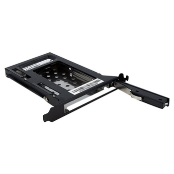 Product image of Startech 2.5in SATA Removable HDD Bay for PC Slot - Click for product page of Startech 2.5in SATA Removable HDD Bay for PC Slot