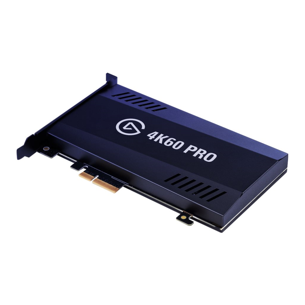 A large main feature product image of Elgato Game Capture 4K60 Pro MK.2