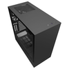 A product image of NZXT H510i Matte Black Smart Mid Tower Case w/ Side Panel Window