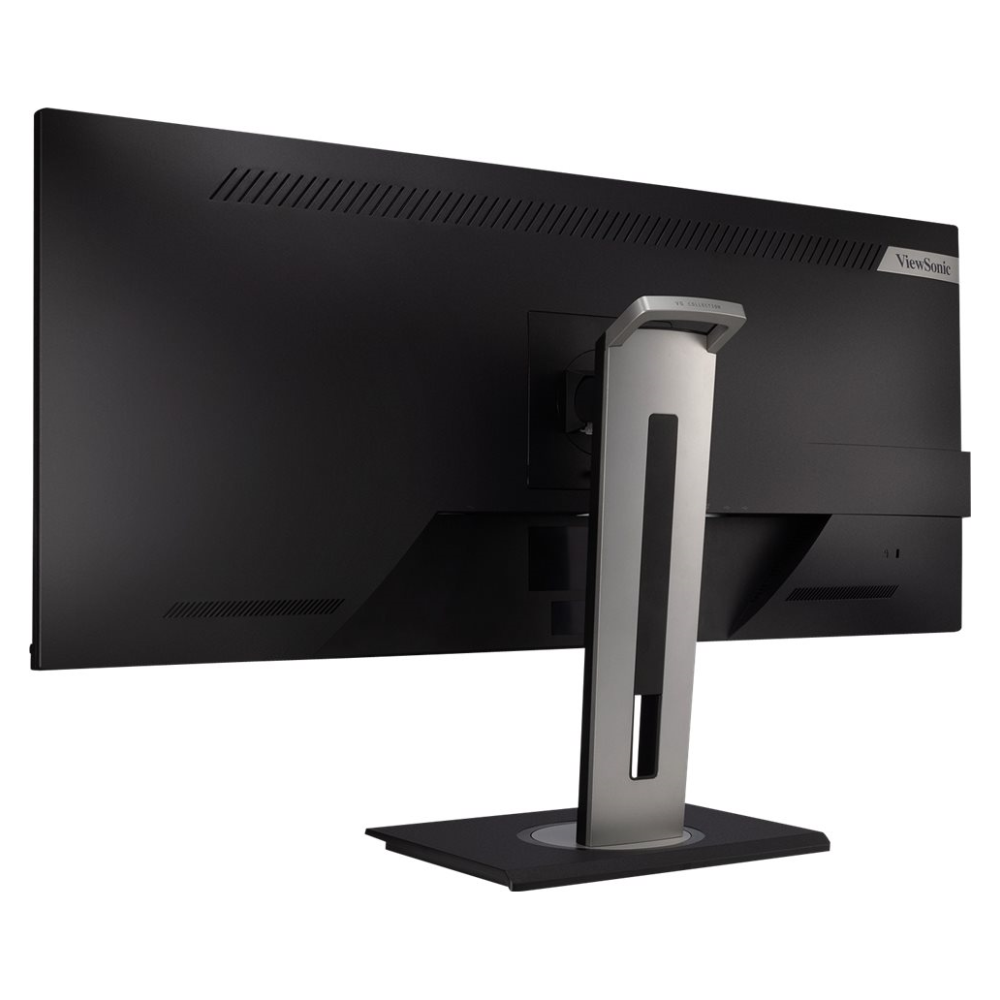 """A large main feature product image of ViewSonic VG3448 34"""" Ultrawide QHD 5MS VA LED Monitor"""