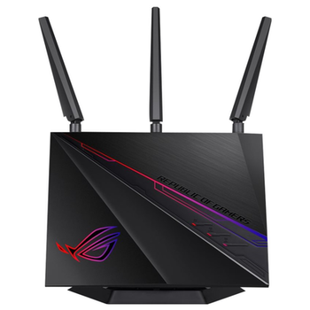 Product image of ASUS ROG Rapture GT-AC2900 802.11ac Dual-Band AiMesh Wireless-AC2900 Gigabit Router - Click for product page of ASUS ROG Rapture GT-AC2900 802.11ac Dual-Band AiMesh Wireless-AC2900 Gigabit Router