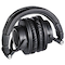 A small tile product image of Audio Technica ATH-M50xBT Studio Headphones w/Bluetooth