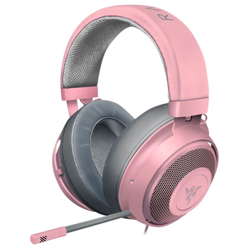 Product image of Razer Kraken Wired Gaming Headset - Quartz Edition - Click for product page of Razer Kraken Wired Gaming Headset - Quartz Edition