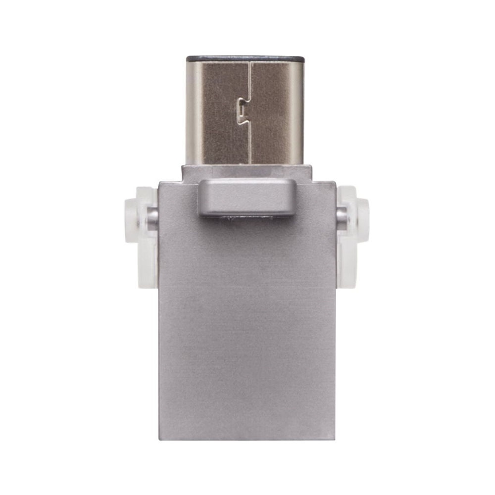 A large main feature product image of Kingston DataTraveler MicroDuo 3C USB Type-A & C USB 32GB 3.0 Flash Drive
