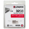 A small tile product image of Kingston DataTraveler MicroDuo 3C USB Type-A & C USB 32GB 3.0 Flash Drive
