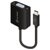 A product image of ALOGIC 15cm USB-C to VGA Adapter