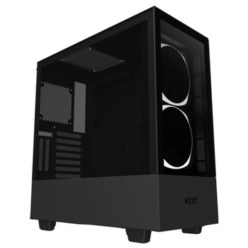 Product image of NZXT H510 Elite Matte Black Premium Mid Tower Case w/Tempered Glass Side Panel - Click for product page of NZXT H510 Elite Matte Black Premium Mid Tower Case w/Tempered Glass Side Panel