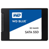 "A product image of WD Blue 4TB 3D NAND 2.5"" SSD"