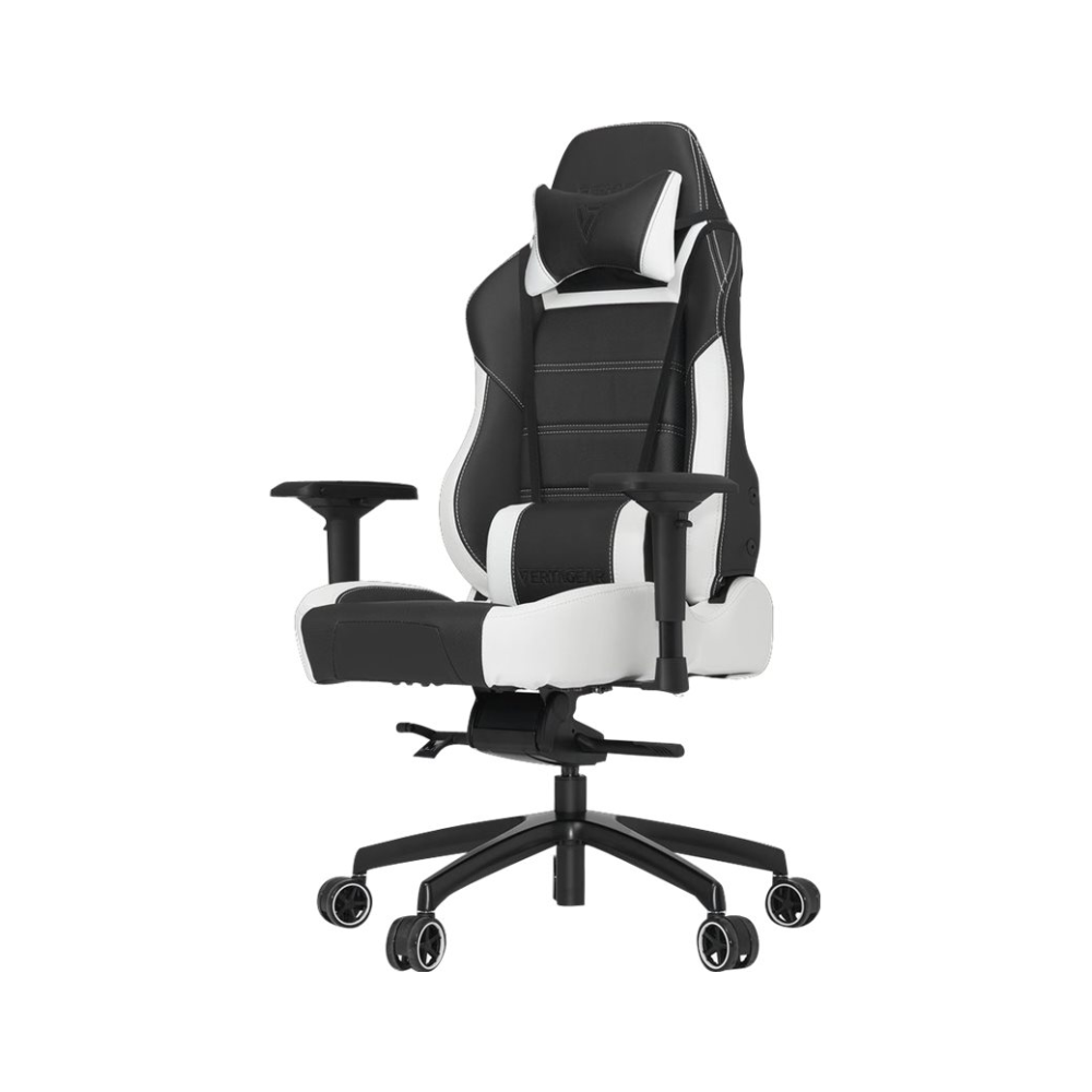 A large main feature product image of Vertagear Racing Series P-Line PL6000 Gaming Chair Black/White Edition