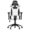 A product image of Vertagear Racing Series S-Line SL4000 Gaming Chair White/Black Edition
