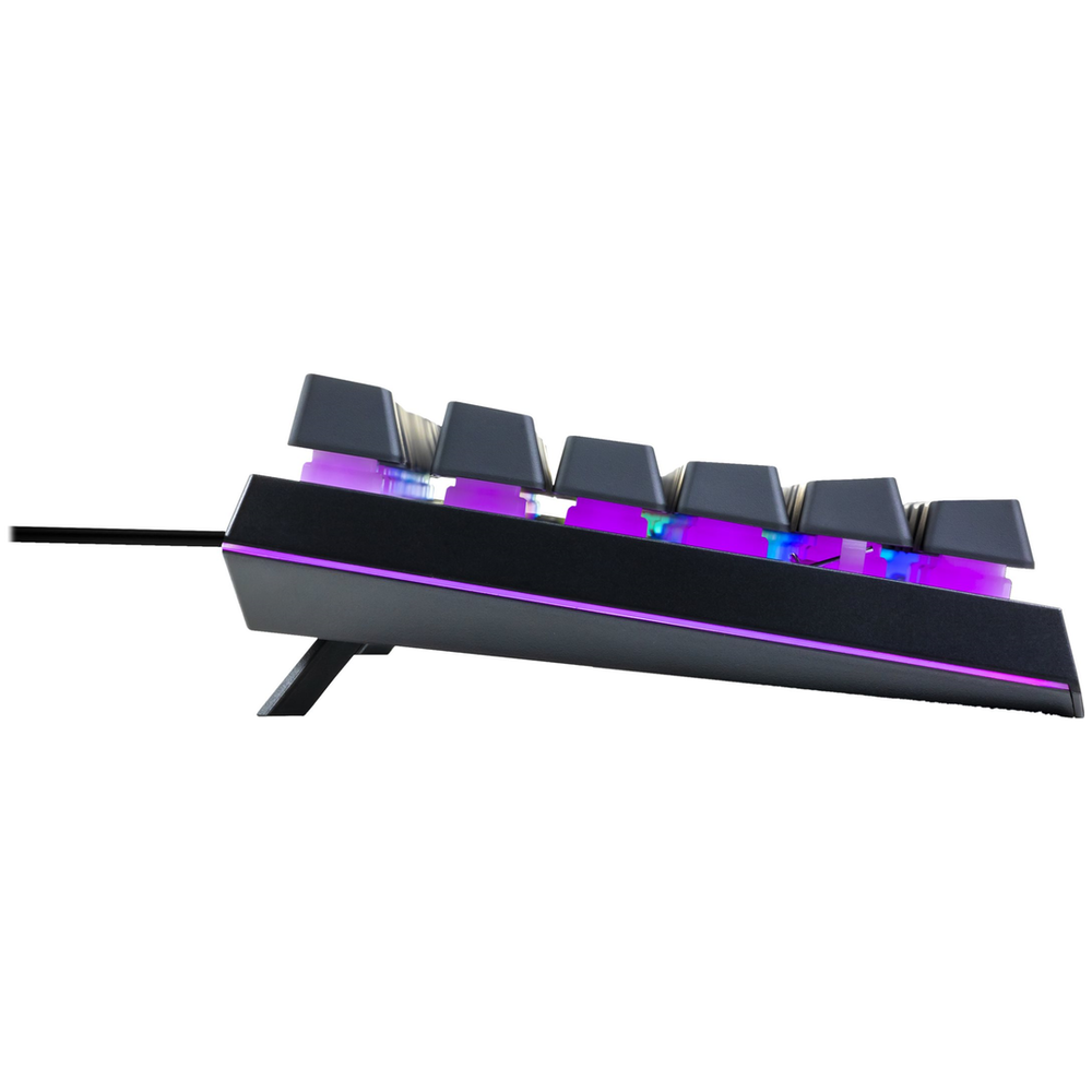 A large main feature product image of Cooler Master MasterSet MS110 RGB Keyboard/Mouse Combo Kit
