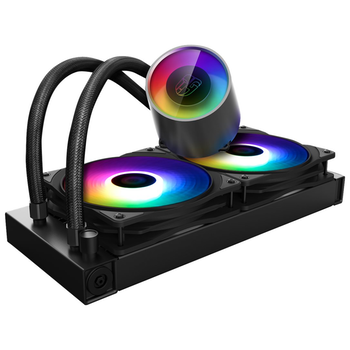 Product image of Deepcool Gamer Storm Castle 240RGB V2 AIO Liquid CPU Cooler - Click for product page of Deepcool Gamer Storm Castle 240RGB V2 AIO Liquid CPU Cooler