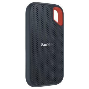 Product image of SanDisk Extreme Portable 2TB SSD USB3.1 and Type-C - Click for product page of SanDisk Extreme Portable 2TB SSD USB3.1 and Type-C