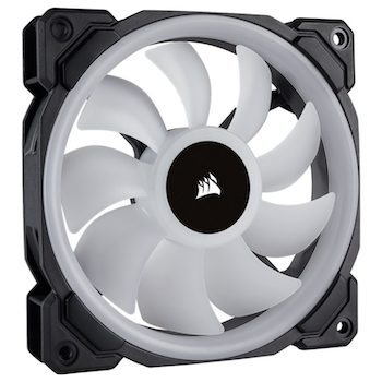 Product image of Corsair LL120 120mm RGB PWM Fan - Click for product page of Corsair LL120 120mm RGB PWM Fan