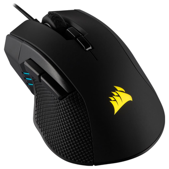 Product image of Corsair Ironclaw RGB Black Gaming Mouse - Click for product page of Corsair Ironclaw RGB Black Gaming Mouse