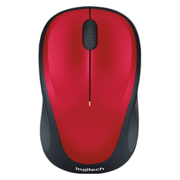 Product image of Logitech M235 Wireless Mouse Red - Click for product page of Logitech M235 Wireless Mouse Red