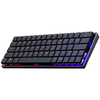 A product image of Cooler Master MasterKeys SK621 RGB Mechanical Keyboard (MX Low Profile Red)