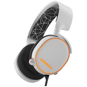 Product image of Steelseries Arctis 5 White USB Gaming Headset - Click for product page of Steelseries Arctis 5 White USB Gaming Headset