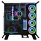 A small tile product image of Thermaltake Riing Trio 12 LED RGB Radiator Fan TT Premium Edition (3-Fan Pack)