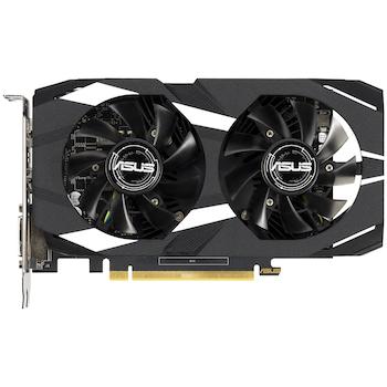 Product image of ASUS GeForce GTX1650 DUAL OC 4GB - Click for product page of ASUS GeForce GTX1650 DUAL OC 4GB