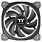 A small tile product image of Thermaltake Riing Plus 5 Pack 120mm RGB LED Premium Edition Fans w/ Controller