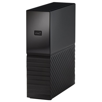 "Product image of WD My Book 10TB USB3.0 3.5"" Black External HDD - Click for product page of WD My Book 10TB USB3.0 3.5"" Black External HDD"