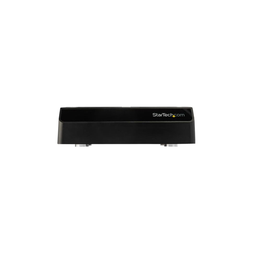 A large main feature product image of Startech 4 Bay SATA SSD/HDD Docking Station - USB 3.1 - USB C, USB-A