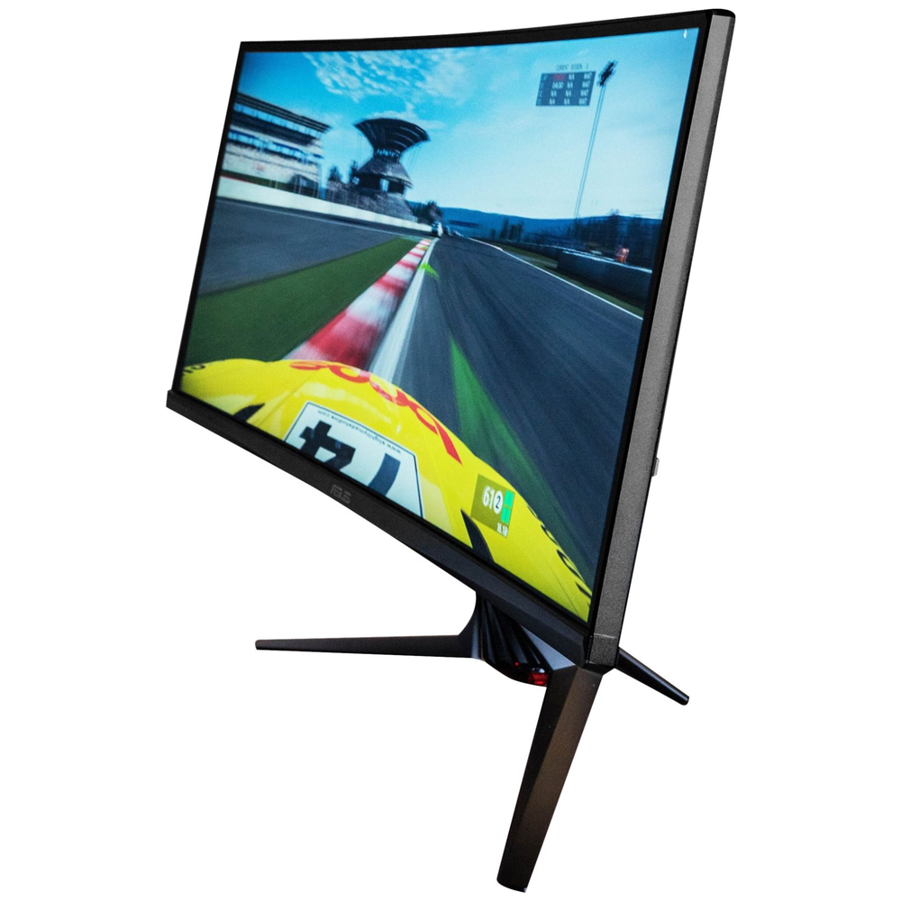 "A large main feature product image of ASUS ROG Swift PG348Q 34"" Ultrawide QHD G-SYNC Curved 100Hz 5MS IPS LED Gaming Monitor"