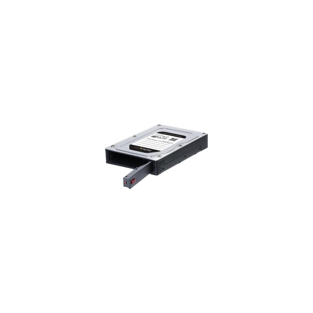 "A large main feature product image of Startech 2.5"" to 3.5"" Hard Drive Adapter - For SATA and SAS SSDs/HDDs"