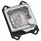 A small tile product image of EK Velocity RGB AMD Nickel Plexi CPU Waterblock