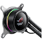 A small tile product image of ASUS ROG RYUO 240 RGB AIO Liquid Cooler