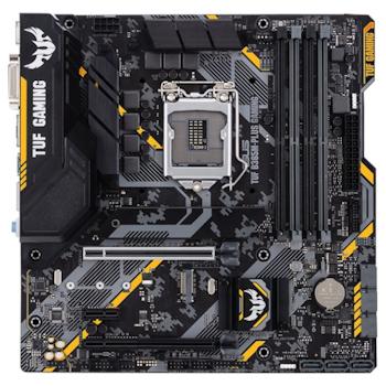 Product image of ASUS TUF B365M-PLUS Gaming LGA1151-CL mATX Desktop Motherboard - Click for product page of ASUS TUF B365M-PLUS Gaming LGA1151-CL mATX Desktop Motherboard