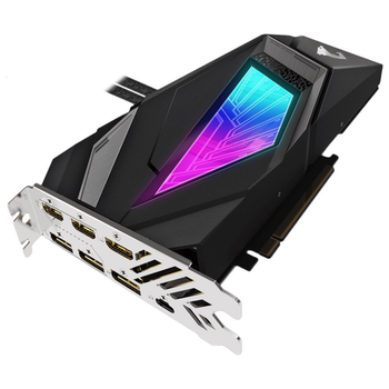 Gigabyte GeForce RTX2080 SUPER XTREME WATERFORCE 8GB GDDR6