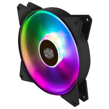 Product image of Cooler Master MasterFan MF140R ARGB 140mm Fan  - Click for product page of Cooler Master MasterFan MF140R ARGB 140mm Fan